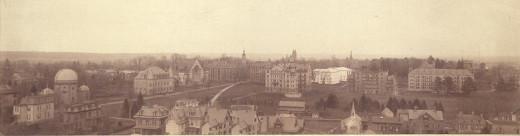Princeton University in 1895