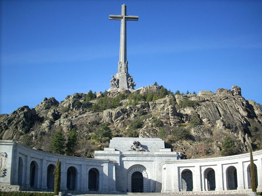 The Valley of the Fallen - Spain.