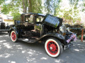 The Model A Ford Car
