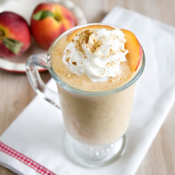 Peachy Bliss Milkshake