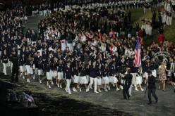 2012 Team USA Olympic Uniforms - Eh!