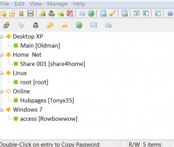 Password Safe: A free Windows Desktop app to keep track of passwords securely and easily