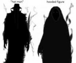 How common are the shadow people?