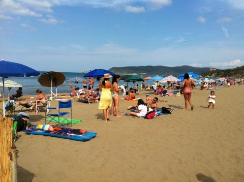 Family Beach Tuscany