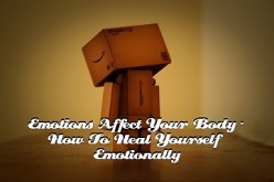 Emotions Affect the Organs - How to Heal Yourself Emotionally (Chinese System)