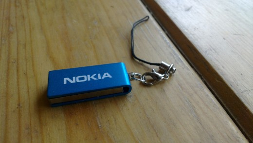 N9 Memory Stick