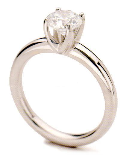 Engagement ring: Beautiful Women Do Not Fall In Love As Easily As Men
