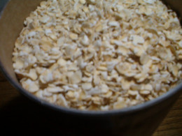 Check labels when buying oats - they may be processed in the same place wheat products are.