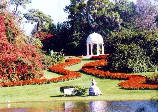 See what the gorgeous Cypress Gardens looked like during our visit there.