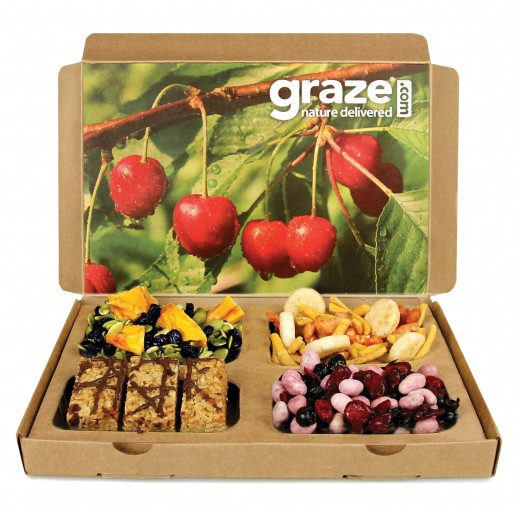 A typical Graze Box