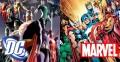 DC vs. Marvel: Superhero Counterparts