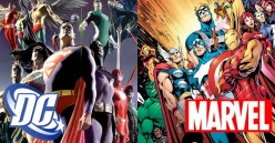 DC vs. Marvel: Superhero Counterparts