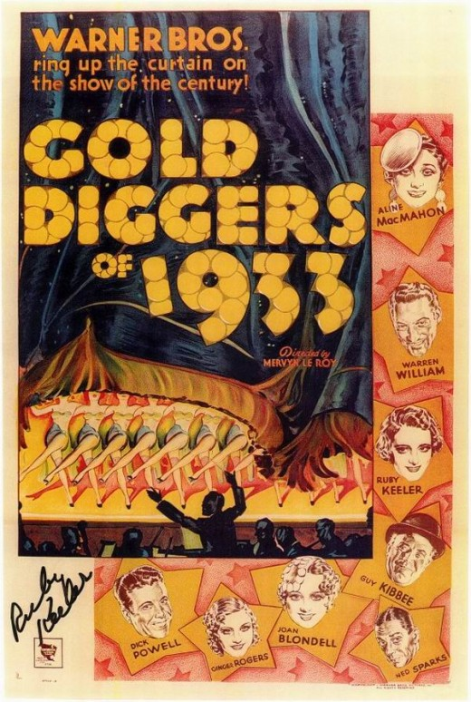 Golddiggers of 1933