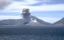 Vulcanian Eruption