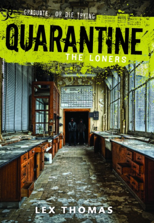 Book Cover for Quarantine: The Loners
