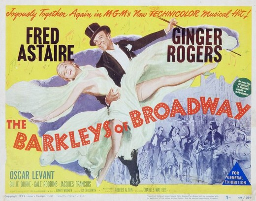 The Barkleys of Broadway (1949)