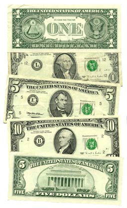 Money is the thing around which the entire human race revolves. Money is important for once existence but money cannot buy you everything. Relatives and friends are something money can't buy.