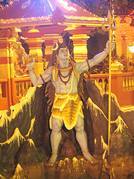 Lord Shiva is consider as the God of the Gods in the Hindu mythology. He is the most prayed God in the Hindu mythology as he is the God of death. So one who does good deeds gets a peaceful death and one who does sins gets a painful death.