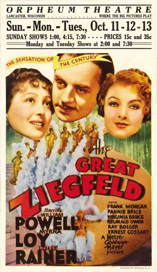The Great Ziegfeld (1936)