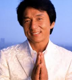The one person I want to work with, Jackie Chan