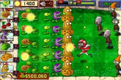 Plants Vs. Zombies, an agricultural adventure into the realm of horror.