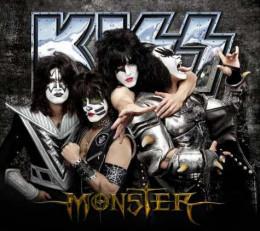 """""""Monster"""" album cover"""