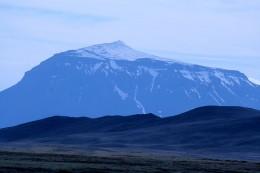 Subglacial Eruption