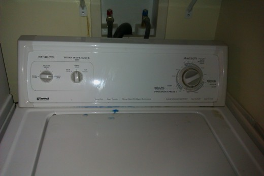 Are washer and dryer hookups on your list of must-haves?