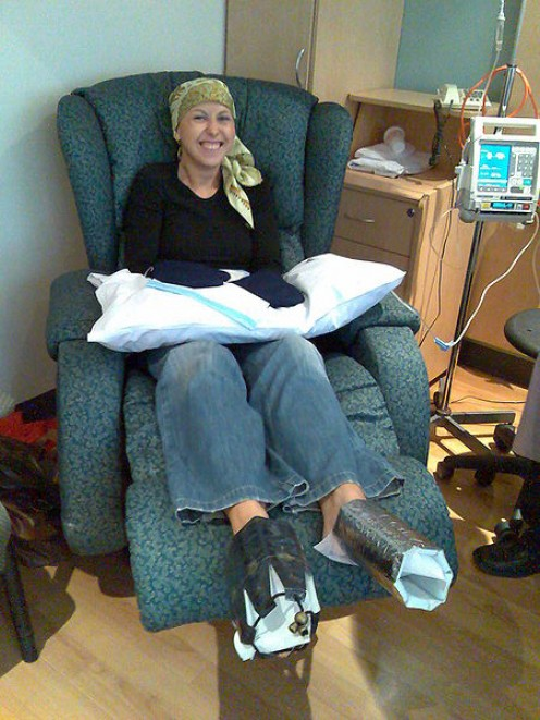 Ten Things I Wish My Doctor Told Me About Chemotherapy