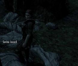 Skyrim Find and Recruit Sorine Jurard