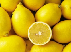 Three Useful Things you Can Do with Lemons
