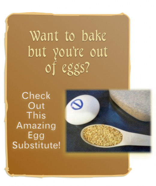 A quality egg substitute can be a handy recipe to have in your back pocket!