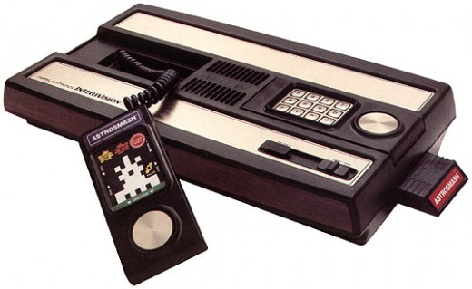 Intellivision - A worthy contender against Atari!