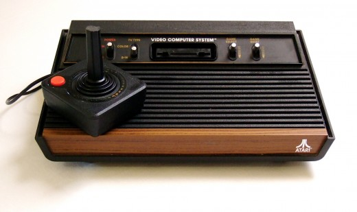 Atari 2600 - The once and former King of the first console war!