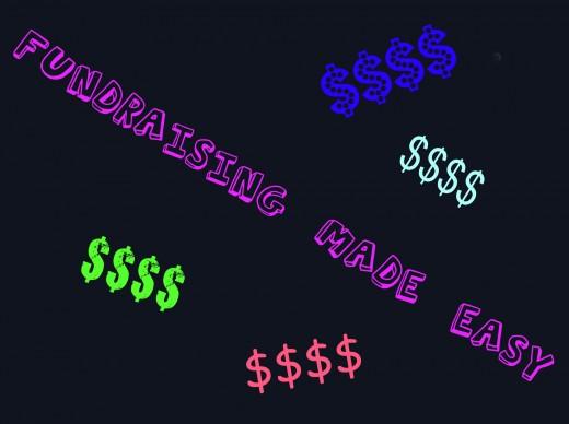 Many Easy Fundraising Ideas