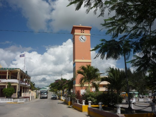 Orange Walk Town, Orange Walk, Belize