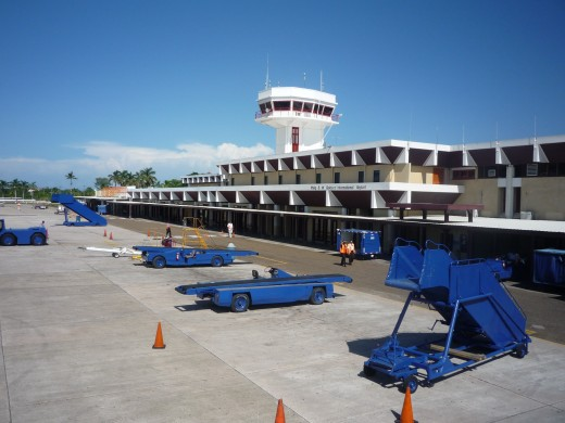 Philip S. W. Goldson International Airport, Ladyville, Belize, Belize.