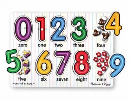 There are lots of great ways to teach kids numbers and counting