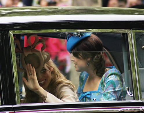 Maybe Princesses Beatrice and Eugenie should read this Hub!