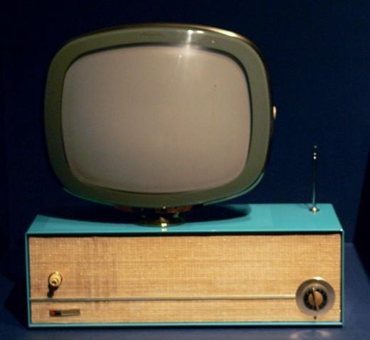 Philco Television 1958