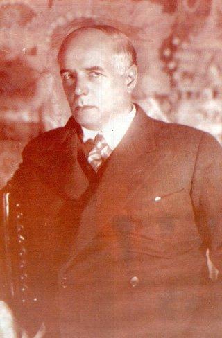 President Gabriel Terra