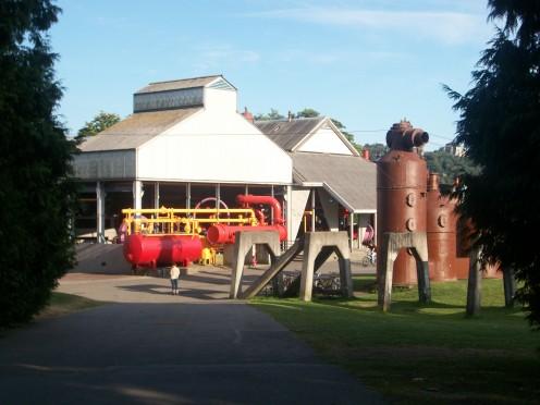 Entrance of Gas Works Park