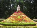 KING'S STATUE AT CUBBON PARK