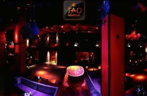 Tao in Las Vegas, Nevada is known to have famous athletes, actors and musicians on a regular basis.