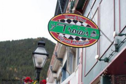 The Store Front! Credits: Terry and Tracy Troia