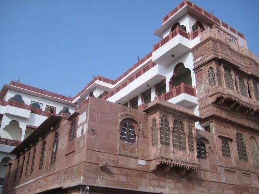 Hotel Harasar haveli, Bikaner
