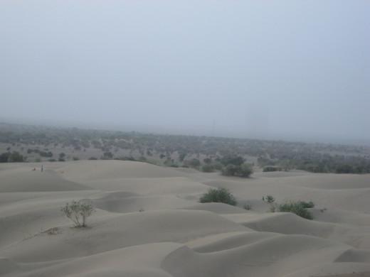 Khudi desert