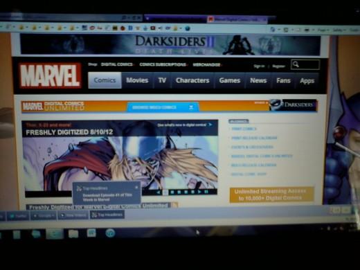 Marvel Digital