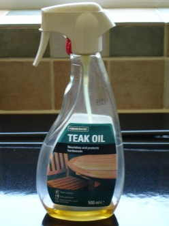 Teak Oil Poisonous to Dogs