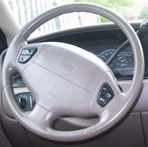 Average steering wheel